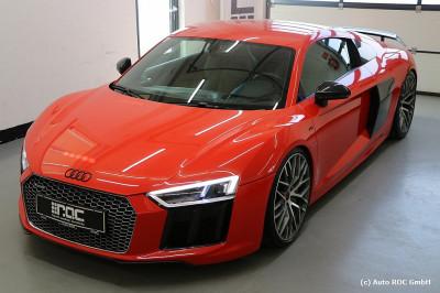 Audi R8 Coupé plus 5,2 FSI quattro S-tronic Laser/Carbon/Recaro/Magnetic/uvm. bei Auto ROC GmbH in Spittal an der Drau