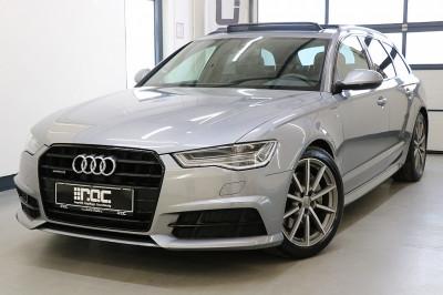 Audi A6 Avant 3,0 TDI clean Diesel Quattro S-tronic LED-MATRIX/Panorama/Glanzpaket Schwarz/Navi+/AHK/uvm bei Auto ROC GmbH in Spittal an der Drau