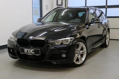 BMW 320d xDrive Touring Aut. ///M-Sport/Driving Assistant/Navi/LED/uvm bei Auto ROC GmbH in Spittal an der Drau