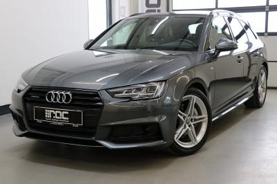 Audi A4 Avant 2,0 TDI quattro Sport S-tronic 2x Sline/LED-MATRIX/Virtual/Navi+/Audi-Sound/uvm bei Auto ROC GmbH in Spittal an der Drau