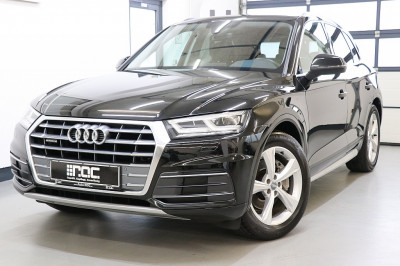 Audi Q5 2,0 TDI quattro sport S-tronic LED/Navi+/Luftfederung/Kamera/3-Zonen/uvm bei Auto ROC GmbH in Spittal an der Drau