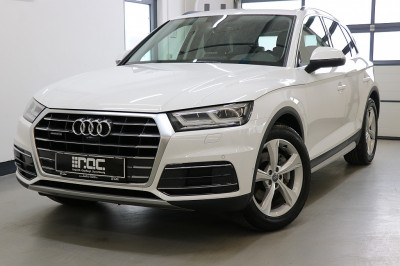 Audi Q5 2,0 TDI quattro design S-tronic LED/Virtual/Navi+/STH/Leder/Luftfederung/uvm bei Auto ROC GmbH in Spittal an der Drau