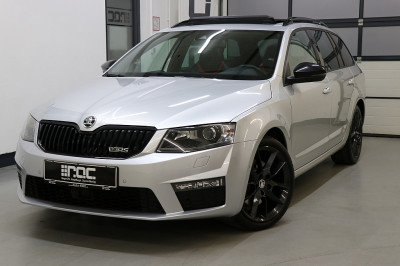 Skoda Octavia Combi RS 2,0 TDI 4×4 DSG Edition Challenge/Panorama/ACC/Canton/Navi/uvm bei Auto ROC GmbH in Spittal an der Drau