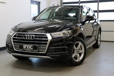 Audi Q5 2,0 TDI quattro sport S-tronic Virtual/Navi+/B&O/Leder-Alcantara/uvm bei Auto ROC GmbH in Spittal an der Drau