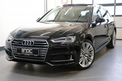 Audi A4 Avant 40 TDI quattro sport S-tronic LED/Panorama/Navi+/Kamera/ACC/3-Zonen/uvm bei Auto ROC GmbH in Spittal an der Drau