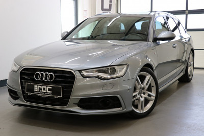 Audi A6 Avant 3,0 TDI quattro S-tronic 2x Sline/Navi+/Kamera/ACC/Teilleder/uvm bei Auto ROC GmbH in Spittal an der Drau