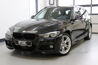 BMW 320d xDrive Touring Aut./M-Sport/Driving Assistant/Navi/LED/uvm bei Auto ROC GmbH in Spittal an der Drau