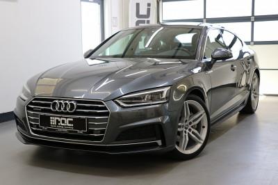 Audi A5 SB 2,0 TDI quattro sport S-tronic 3x Sline/LED/Navi/Teilleder/uvm bei Auto ROC GmbH in Spittal an der Drau