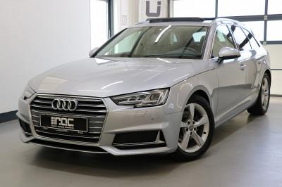 Audi A4 Avant 35 TDI Sport S-tronic LED-MATRIX/Panorama/Navi/Kamera/Leder-Alcantara/uvm bei Auto ROC GmbH in Spittal an der Drau