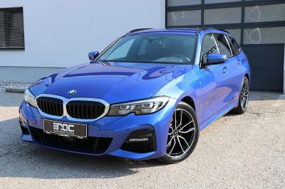 BMW 320d xDrive Touring Aut. ///M-Sport/LED/STH/AHK/ACC/Kamera/Garantie>11/2022 bei Auto ROC GmbH in Spittal an der Drau