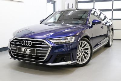 Audi A8 50 TDI quattro Tiptronic S-Line/Matrix/OLED/AHK/STH/Garantie bei Auto ROC GmbH in Spittal an der Drau