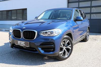 BMW X3 xDrive 20d Aut. (G01) LED/Navi/Adaptives Fahrwerk/AHK/ACC/uvm bei Auto ROC GmbH in Spittal an der Drau