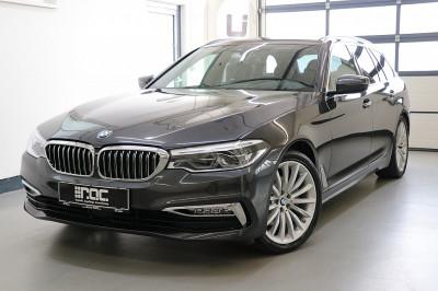 BMW 520d xDrive Touring Aut. Individual/HUD/AHK/Kamera/ACC/LED/Navi/uvm bei Auto ROC GmbH in Spittal an der Drau