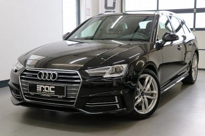 Audi A4 Avant 2,0 TDI quattro Sport S-tronic 2x S line/AHK/Navi/Teilleder/uvm bei Auto ROC GmbH in Spittal an der Drau