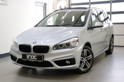 BMW 218d xDrive Gran Tourer Sport Line Aut. HUD/Panorama/AHK/Navi/Kamera/uvm bei Auto ROC GmbH in Spittal an der Drau
